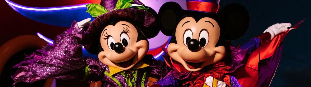 Disney Cruises, Mickey y Minnie