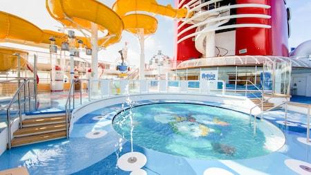 Disney Magic Juegos de Agua