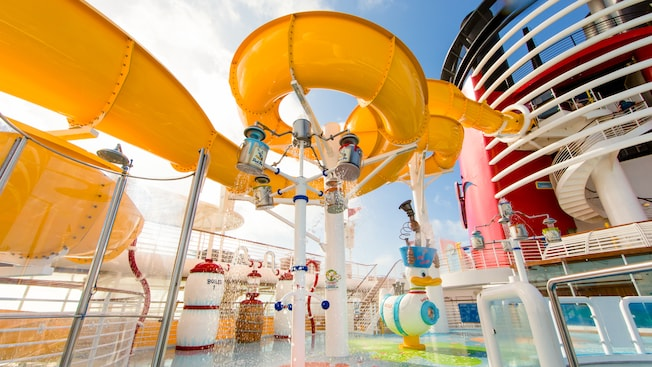 Disney Wonder Aqualab