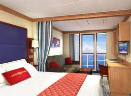 Concierge Deluxe Familiar vista al mar con terraza