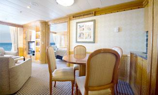 Concierge 1-Bedroom Suite con terraza